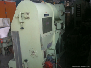 Used Flour Mill Scourer Bran Finisher Combinator Aspirators